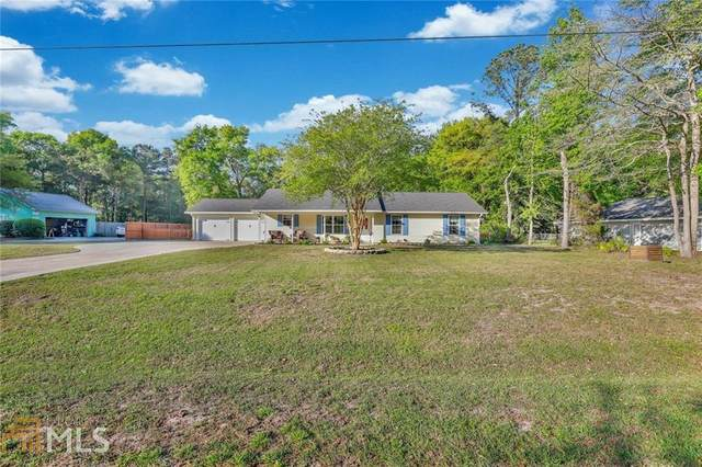 107 Brandenberry Rd, Brunswick, GA 31523 (MLS #8956552) :: Military Realty