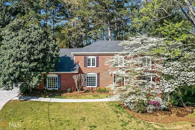 4752 Pine Acres Ct, Dunwoody, GA 30338 (MLS #8956571) :: Perri Mitchell Realty