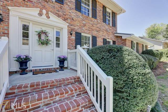 1365 Witham Dr, Dunwoody, GA 30338 (MLS #8956581) :: Scott Fine Homes at Keller Williams First Atlanta