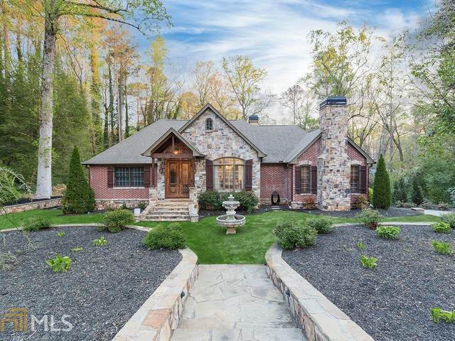 3589 Lee St, Smyrna, GA 30080 (MLS #8956620) :: RE/MAX Eagle Creek Realty