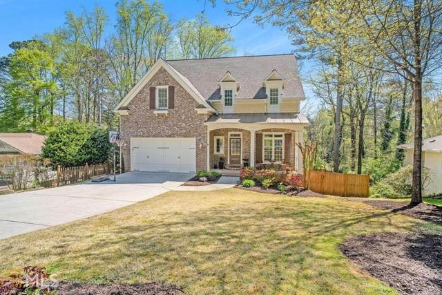 2855 Parkridge Dr, Brookhaven, GA 30319 (MLS #8956622) :: Savannah Real Estate Experts