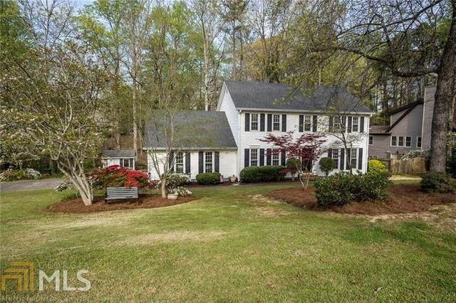 1717 Emerson Bridge Ct, Marietta, GA 30062 (MLS #8956768) :: Military Realty