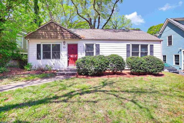 915 Stallings Ave, Atlanta, GA 30316 (MLS #8956801) :: Crest Realty