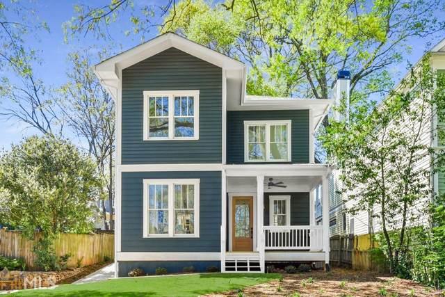 519 Oakland Ave A, Atlanta, GA 30312 (MLS #8956851) :: RE/MAX Eagle Creek Realty