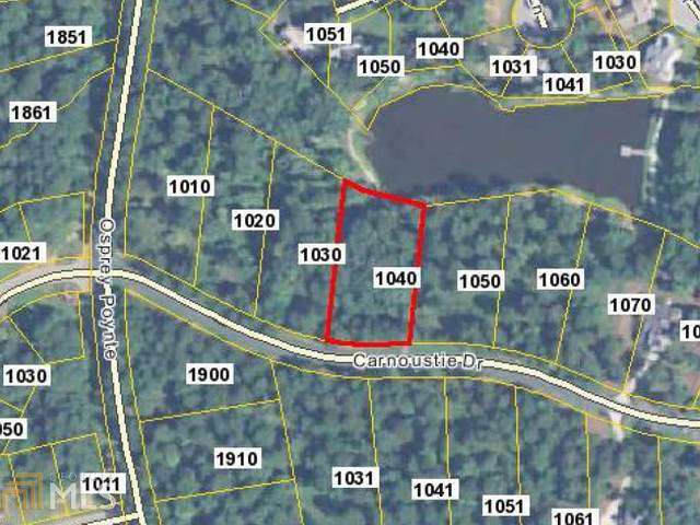 1040 Carnoustie Dr #18, Greensboro, GA 30642 (MLS #8956855) :: Crest Realty