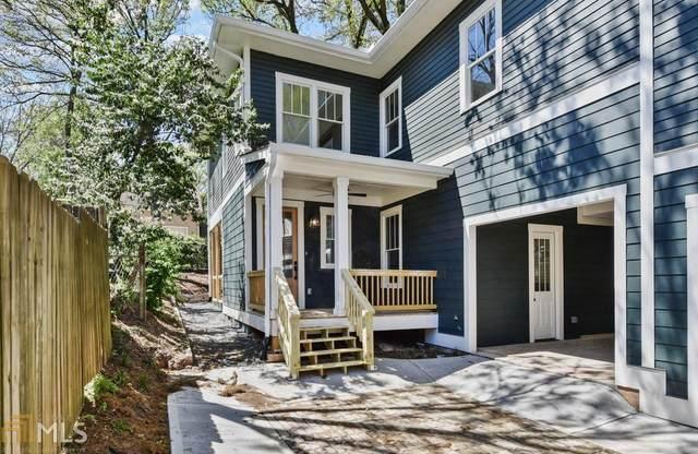 519 Oakland Ave B, Atlanta, GA 30312 (MLS #8956861) :: RE/MAX Eagle Creek Realty