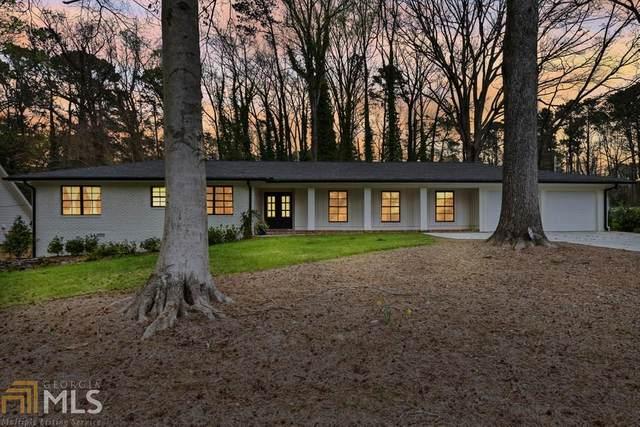 3125 Wood Valley Rd, Atlanta, GA 30327 (MLS #8956876) :: Houska Realty Group