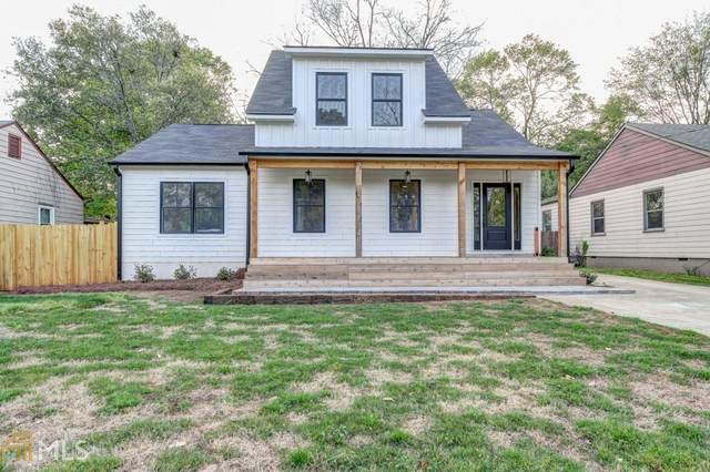 683 Blake Ave, Atlanta, GA 30316 (MLS #8956894) :: Crest Realty