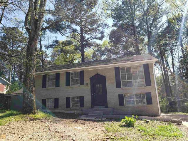 845 Brian Ln, Forest Park, GA 30297 (MLS #8956906) :: The Realty Queen & Team