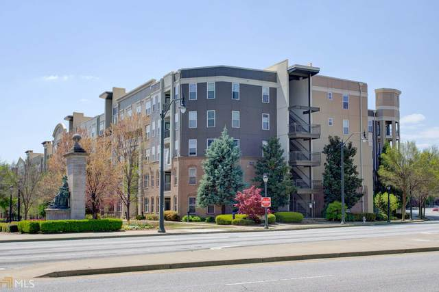 390 17Th St #5028, Atlanta, GA 30363 (MLS #8956914) :: Rettro Group
