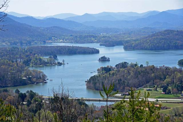 0 Crawford Hts Lot 1, Hayesville, NC 28904 (MLS #8956991) :: AF Realty Group