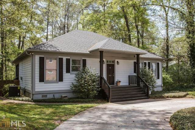 410 Duncan Springs Rd, Athens, GA 30606 (MLS #8956995) :: The Realty Queen & Team