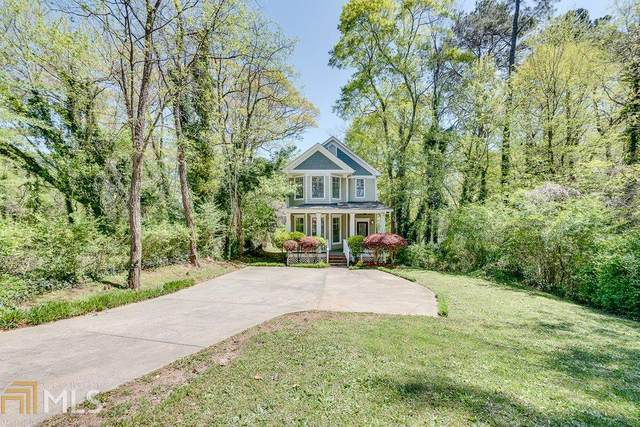 3476 Pierce St, College Park, GA 30337 (MLS #8957047) :: RE/MAX Eagle Creek Realty