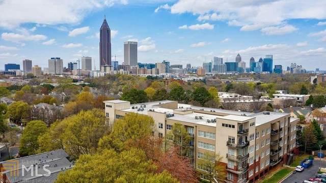 384 Ralph Mcgill Blvd #125, Atlanta, GA 30312 (MLS #8957056) :: Anderson & Associates
