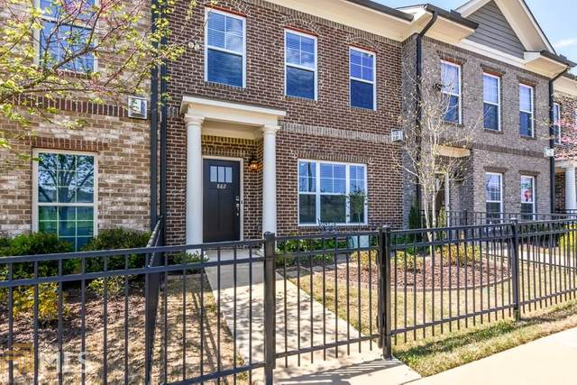 882 Westmoreland Cir, Atlanta, GA 30318 (MLS #8957115) :: RE/MAX Eagle Creek Realty