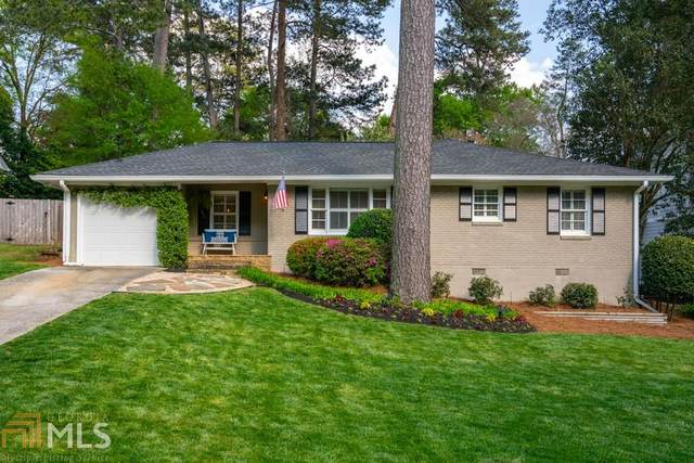 2213 Fairway Circle, Brookhaven, GA 30319 (MLS #8957210) :: Michelle Humes Group