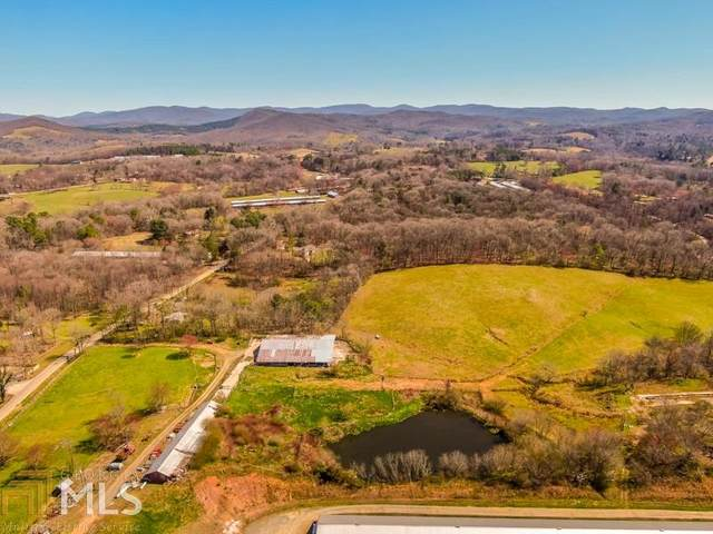 0 Parker Rd, Ellijay, GA 30536 (MLS #8957278) :: Michelle Humes Group
