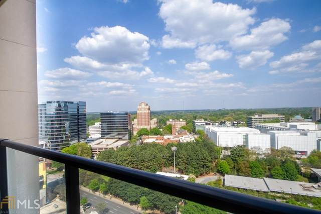 1280 W Peachtree St #2710, Atlanta, GA 30309 (MLS #8957289) :: Keller Williams Realty Atlanta Partners
