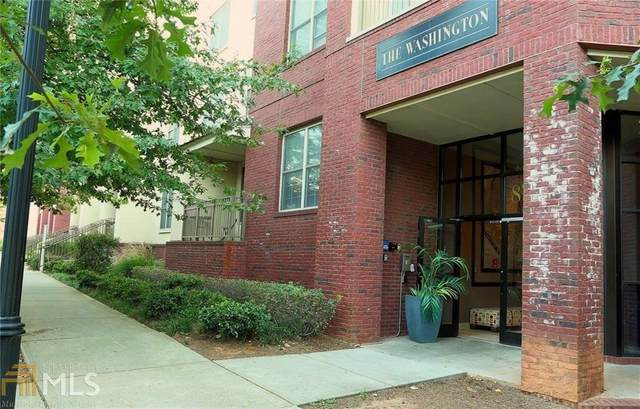 870 Mayson Turner #1440, Atlanta, GA 30314 (MLS #8957303) :: Crown Realty Group
