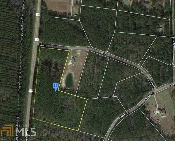 0 Op Ln, White Oak, GA 31568 (MLS #8957324) :: Rettro Group
