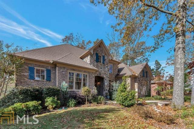 4110 Oak Forest Dr, Brookhaven, GA 30319 (MLS #8957384) :: The Realty Queen & Team