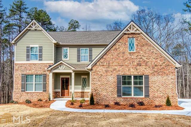 187 Peppertree Dr #16, Newnan, GA 30265 (MLS #8957416) :: RE/MAX Eagle Creek Realty