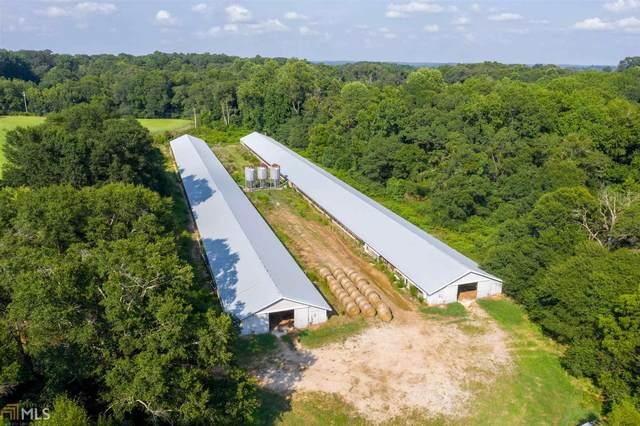 1806 Commerce Rd, Jefferson, GA 30549 (MLS #8957423) :: Houska Realty Group