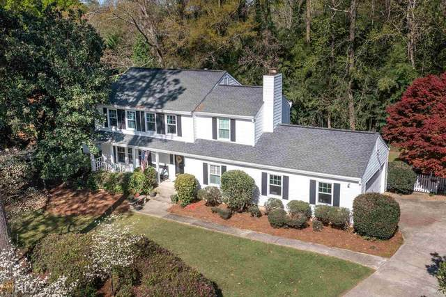 106 Longer Dr, Peachtree City, GA 30269 (MLS #8957521) :: Anderson & Associates