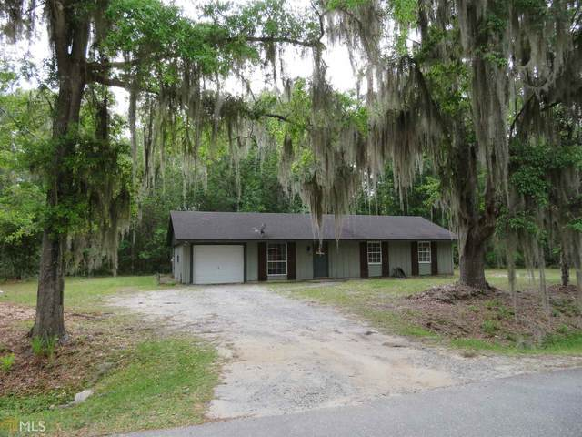 306 Newton Ave, Woodbine, GA 31569 (MLS #8957558) :: Rettro Group