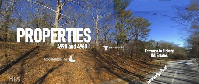 4912 Rockbridge Rd, Stone Mountain, GA 30088 (MLS #8957587) :: Team Cozart
