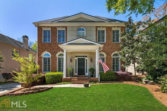3064 Lanier Dr, Brookhaven, GA 30319 (MLS #8957699) :: The Realty Queen & Team