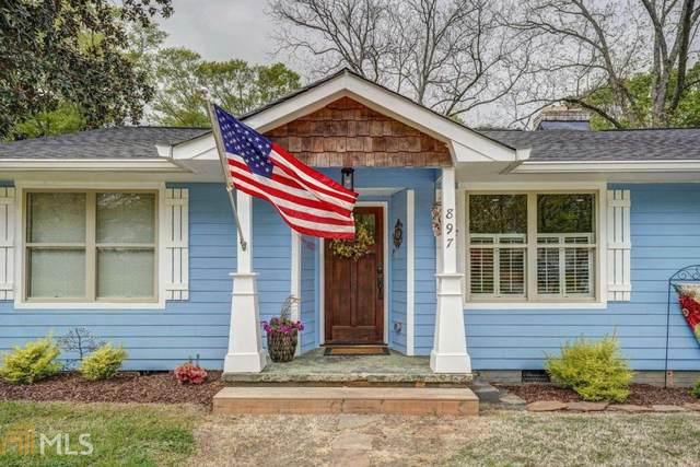 897 S Cherokee Rd, Social Circle, GA 30025 (MLS #8957789) :: Team Reign