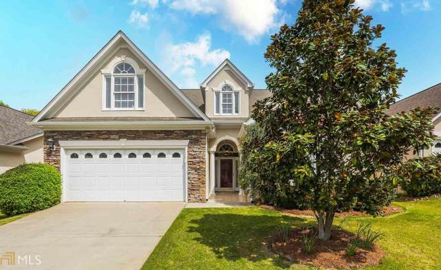 406 Stonewood Dr, Peachtree City, GA 30269 (MLS #8957869) :: Michelle Humes Group