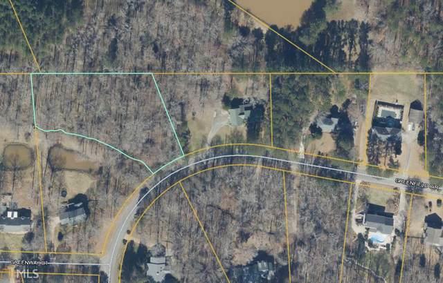 0 Greenfield Circle #17, Fayetteville, GA 30215 (MLS #8957933) :: Anderson & Associates