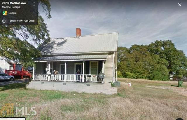 707 S Madison Ave, Monroe, GA 30655 (MLS #8957941) :: Team Cozart