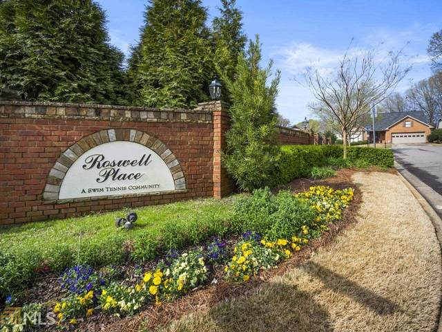145 Shelli Ln, Roswell, GA 30075 (MLS #8957985) :: The Realty Queen & Team
