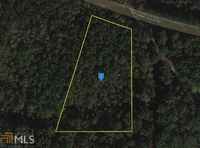 9770 Cedar Grove Rd, Fairburn, GA 30213 (MLS #8958054) :: AF Realty Group