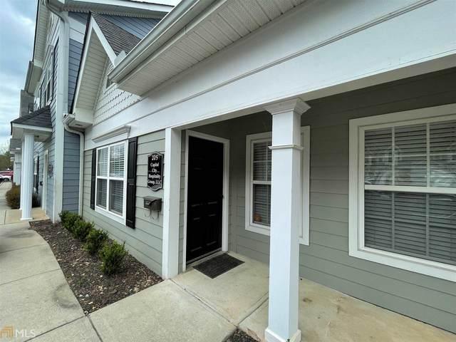 500 W Lanier Ste 205 #205, Fayetteville, GA 30214 (MLS #8958141) :: Michelle Humes Group