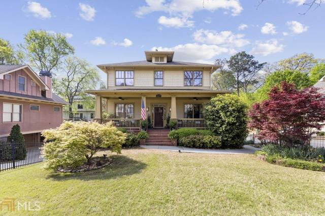 1257 Arkwright Pl, Atlanta, GA 30317 (MLS #8958142) :: Michelle Humes Group