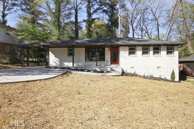 3470 Glensford Dr, Decatur, GA 30032 (MLS #8958282) :: Regent Realty Company
