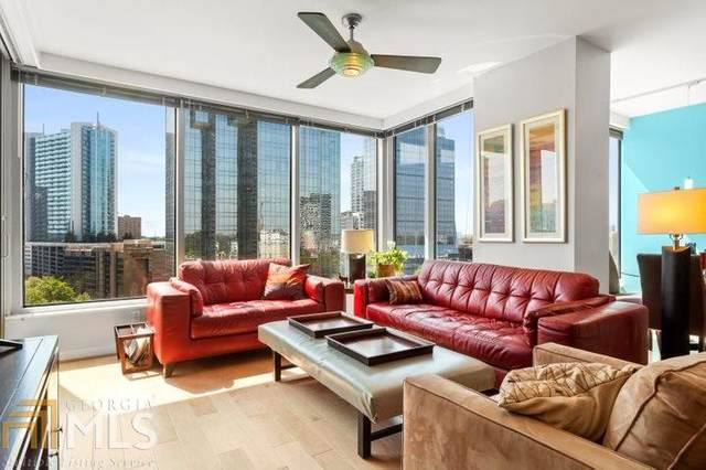 3338 Peachtree Rd #1409, Atlanta, GA 30326 (MLS #8958330) :: Houska Realty Group