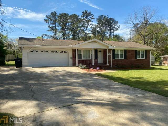 4405 Bannister Dr, Powder Springs, GA 30127 (MLS #8958354) :: Perri Mitchell Realty
