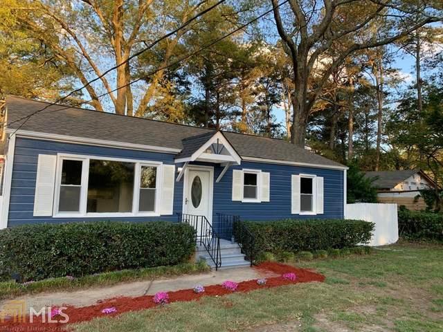 2853 SE Old Concord Rd, Smyrna, GA 30082 (MLS #8958364) :: Anderson & Associates
