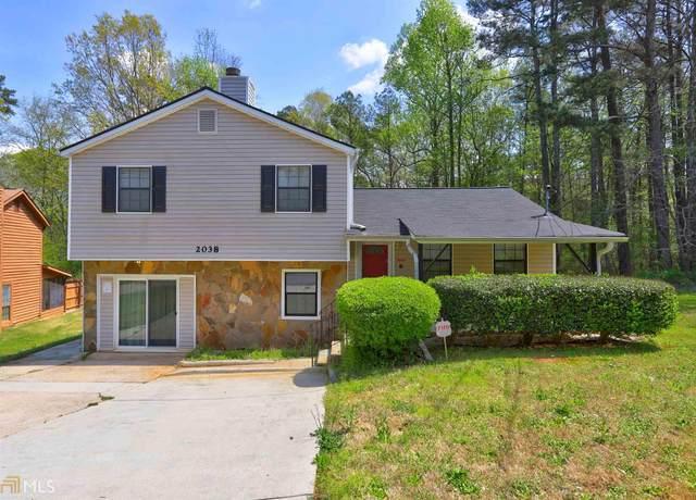 2038 Mallard Way, Lithonia, GA 30058 (MLS #8958405) :: Savannah Real Estate Experts