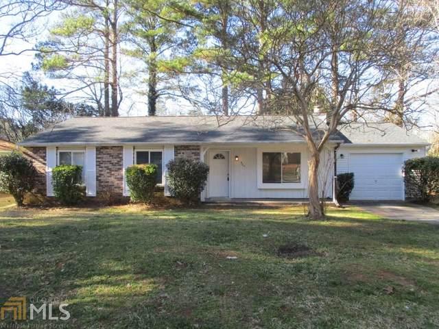 9311 Woodknoll Lane, Jonesboro, GA 30238 (MLS #8958417) :: Anderson & Associates