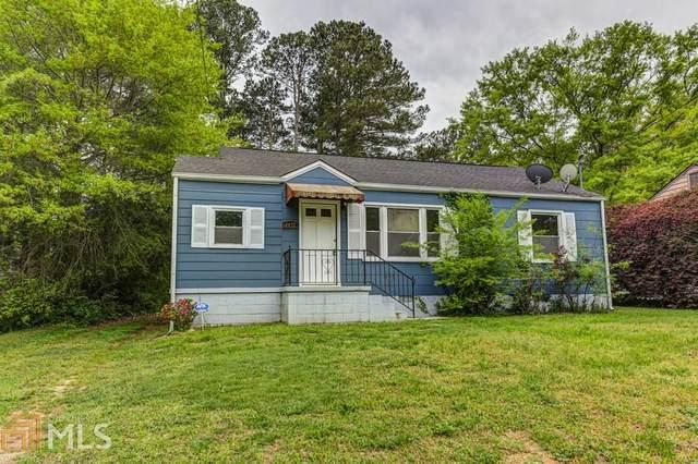 2472 Calvin Avenue, Atlanta, GA 30344 (MLS #8958434) :: Anderson & Associates