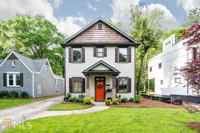 1732 S Gordon Street Sw, Atlanta, GA 30310 (MLS #8958443) :: Keller Williams Realty Atlanta Partners