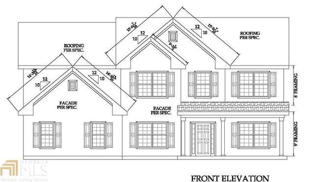 Lot 57 Brown Station Dr Lot 57, Williamson, GA 30292 (MLS #8958485) :: The Realty Queen & Team