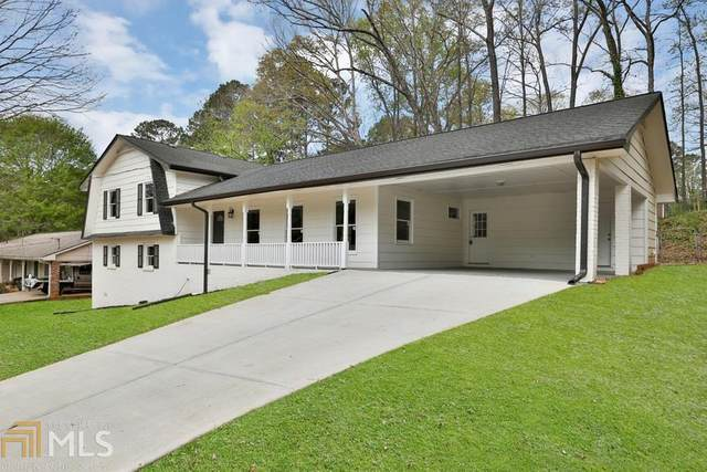 2901 Tony Drive, Lawrenceville, GA 30044 (MLS #8958527) :: The Realty Queen & Team