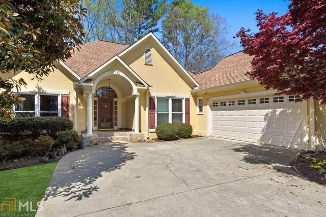 610 Spring Ridge Dr, Kennesaw, GA 30144 (MLS #8958529) :: Regent Realty Company